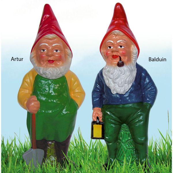 Gartenzwerg »Artur mit Spaten«