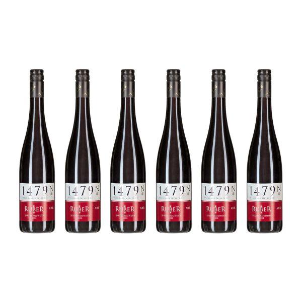 Ruber 2012 (6 Flaschen)