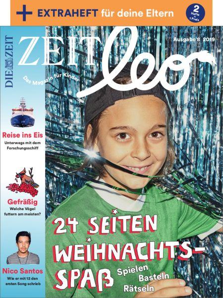 ZEIT LEO 8/19 Weihnachtsspaß