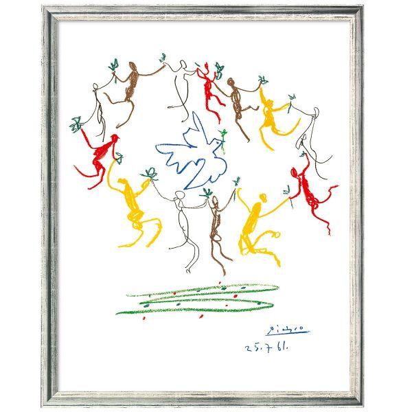 Picasso, Pablo: »Der Reigen«, 1961