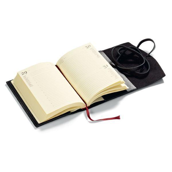 Kalendereinlage für Ledernotizbuch