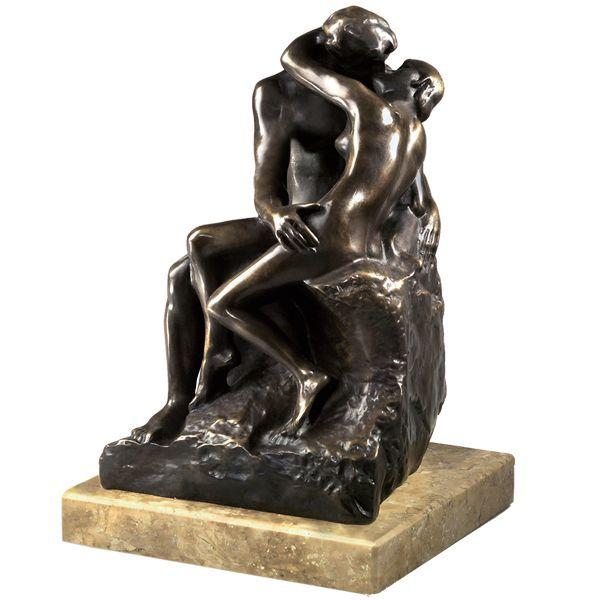 Rodin, Auguste: »Der Kuss«, 1886