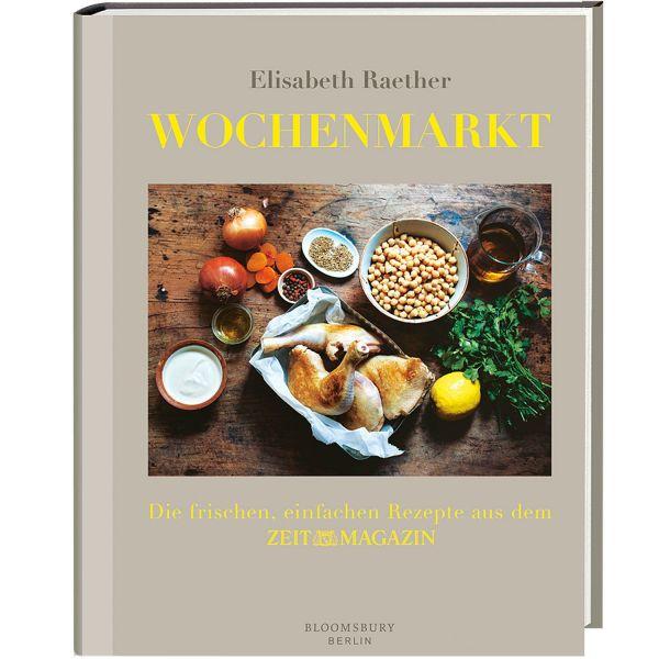 Kochbuch »Wochenmarkt«