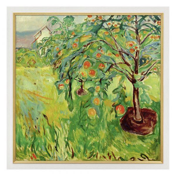 Munch, Edvard: »Apfelbaum am Atelier«, 1920-28