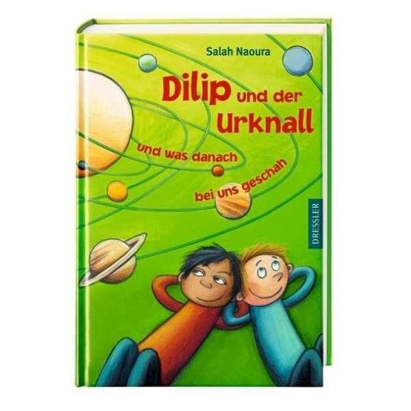Dilip und der Urknall und was danach bei uns geschah