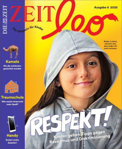 ZEIT LEO 6/20 Respekt!