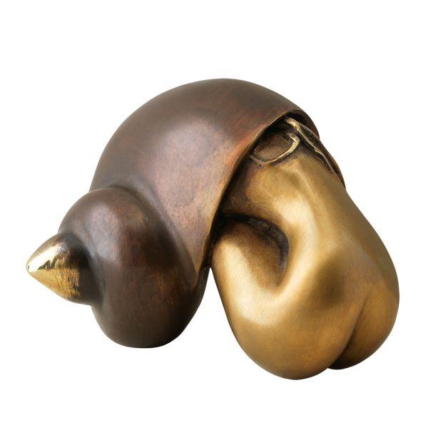 Bruni, Bruno: »Donna Conchiglia«, Bronze