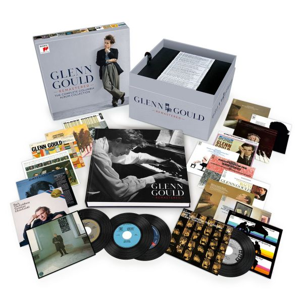 »Glenn Gould« Sammelbox