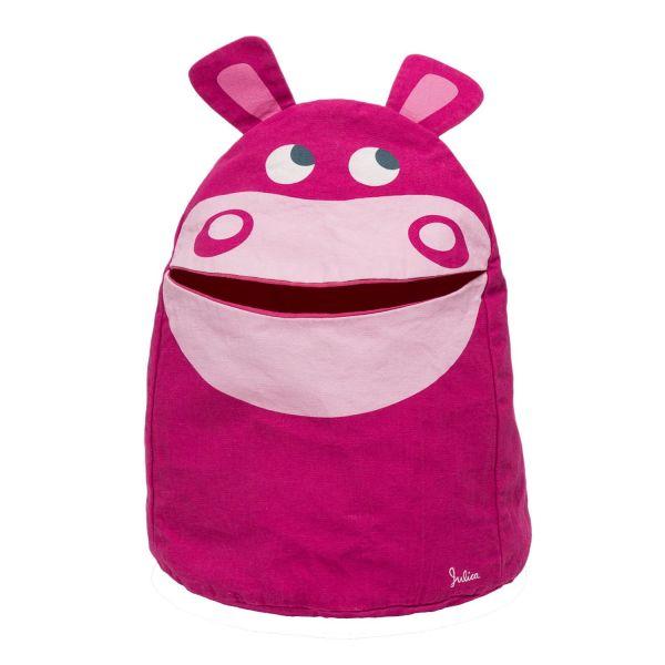 Spielzeugtasche »Niki Nilpferd«
