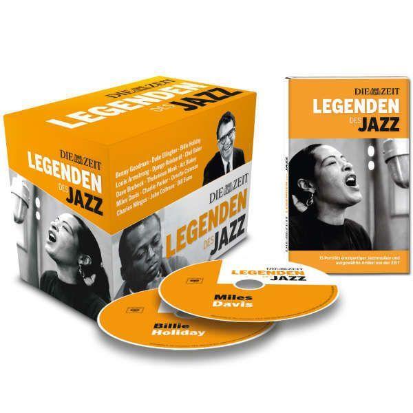 ZEIT-Edition »Legenden des Jazz«