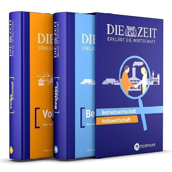 ZEIT-Edition »DIE ZEIT erklärt die Wirtschaft«