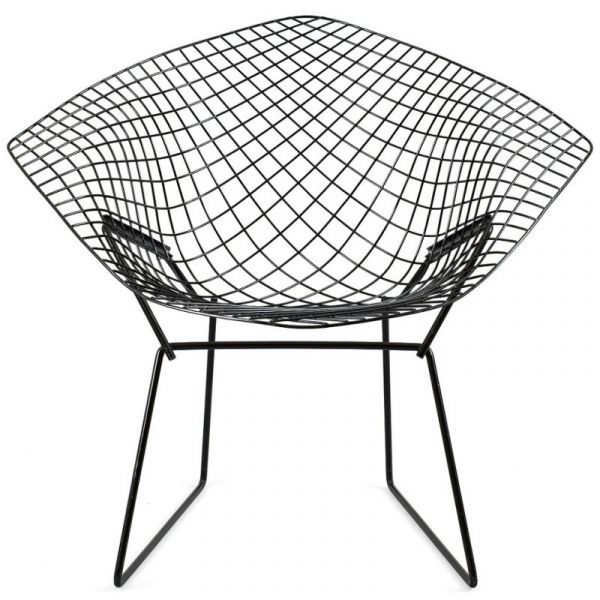 ZEIT-Sonderedition »Bertoia Diamond Sessel« von Knoll International Diamond Sessel ohne Sitzkissen