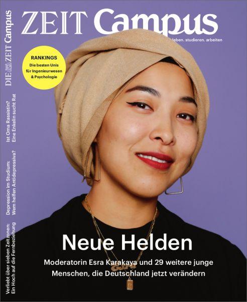 ZEIT CAMPUS 1/20 Neue Helden