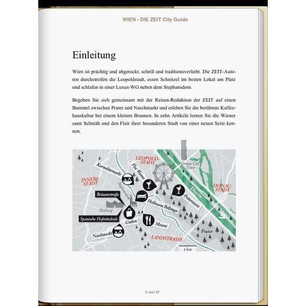 »Wien - DIE ZEIT CITY GUIDE«