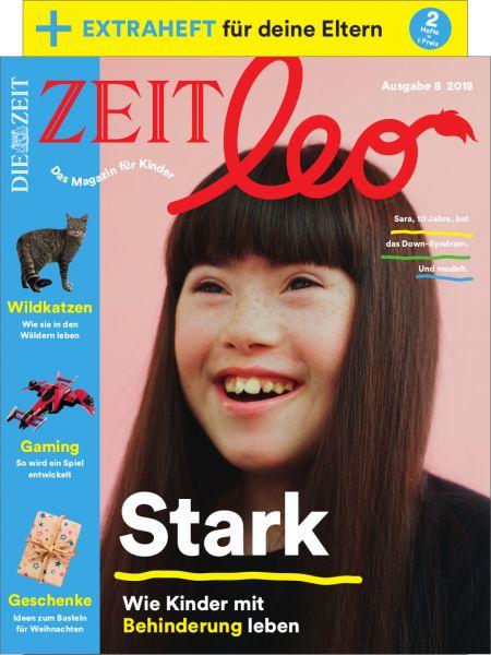 ZEIT LEO 8/18 Stark