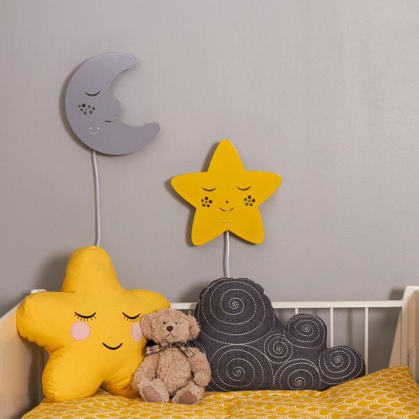Kinder-Wandlampe »Stern«