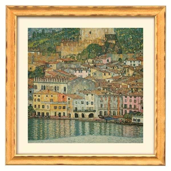 Klimt, Gustav: »Malcesine am Gardasee«, 1913