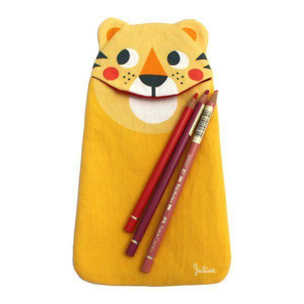 Zookids Stiftemäppchen »Tom Tiger«
