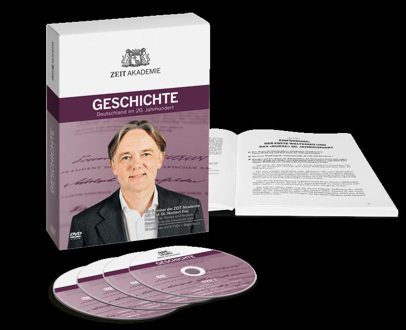 ZEIT Akademie-Seminar »Geschichte« | DIE ZEIT Shop - Besondere Ideen ...
