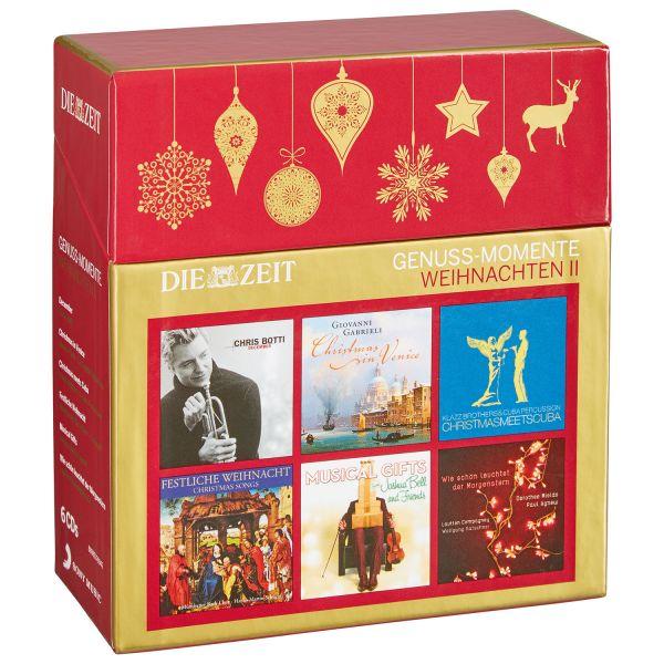 Genuss-Momente der ZEIT »Weihnachten II«