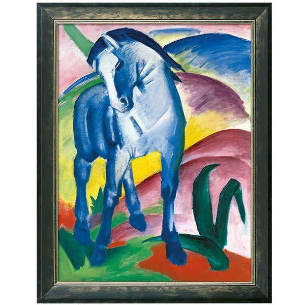 Marc, Franz: »Blaues Pferd I«, 1911