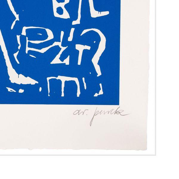 Penck, A. R.: »Northern Darkness«, 1987