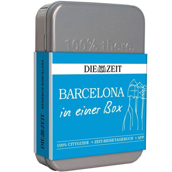 ZEIT-Reisebox »Barcelona«