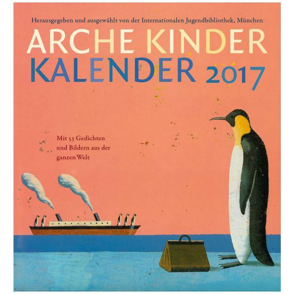 Arche Kinderkalender 2017