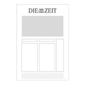 Ihre persönliche ZEIT-Titelseite