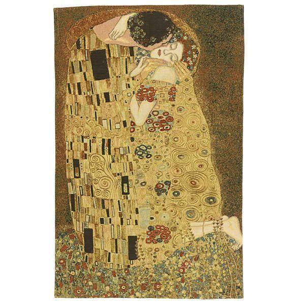 Wandteppich »Der Kuss«