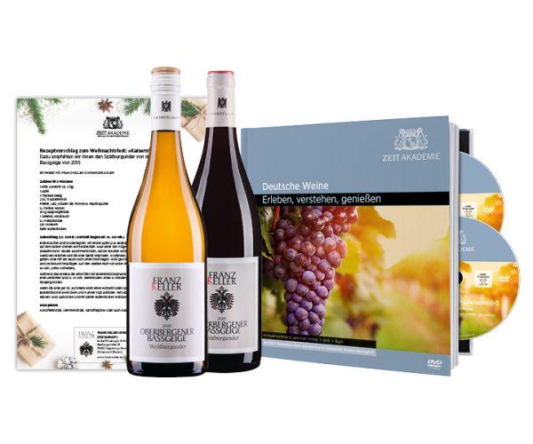 Deutsche Weine - 2-er Genusspaket