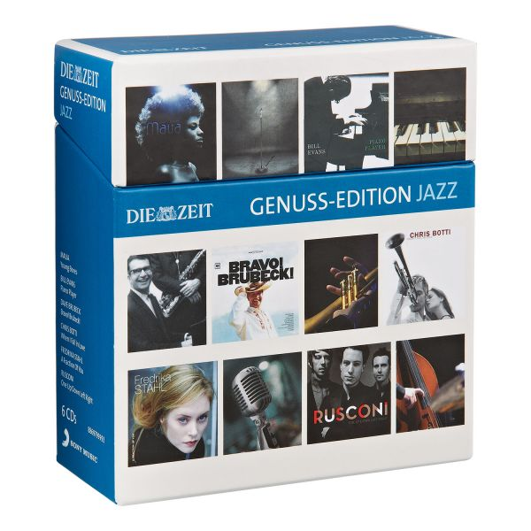 DIE ZEIT »Jazz zum Genießen«