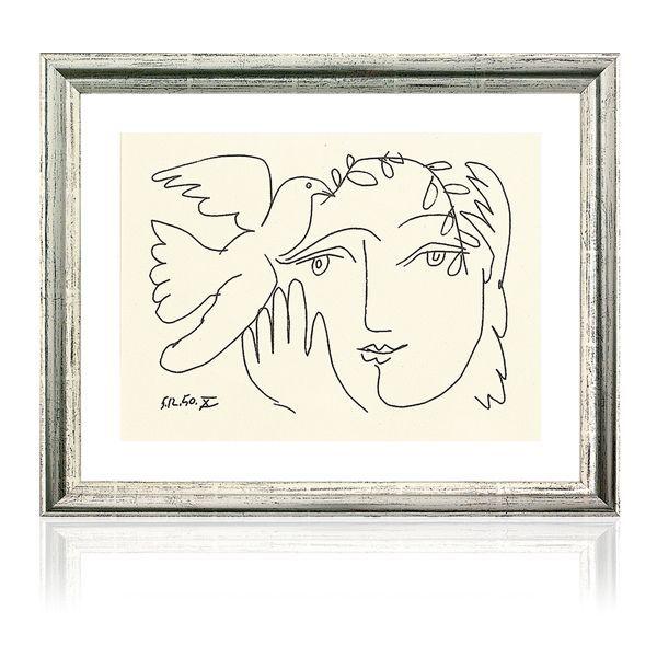 Picasso, Pablo: »Le Visage«