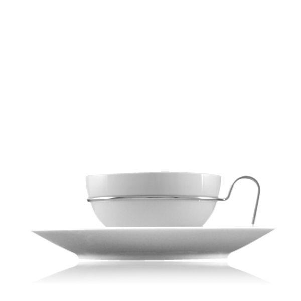 mono gemiini, Teetasse mit Untertasse, 0,15l