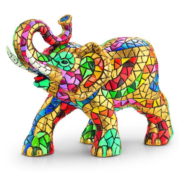 Mosaikfigur »Elefant«