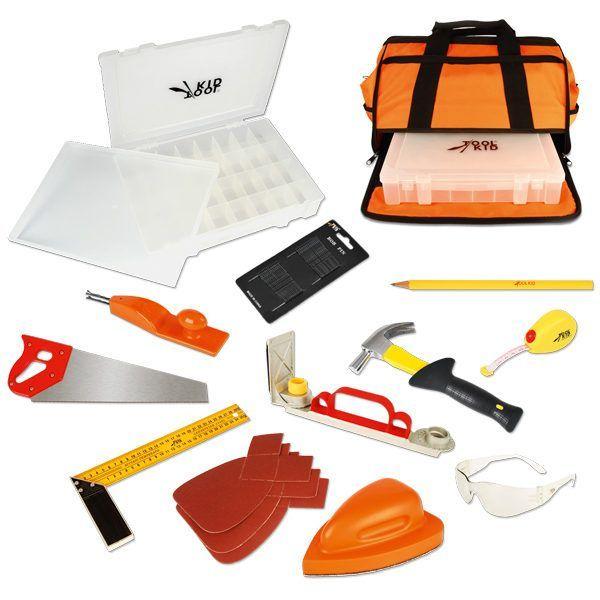 ToolKid Basis-Set – funktionsfähiges Werkzeug für Kinder