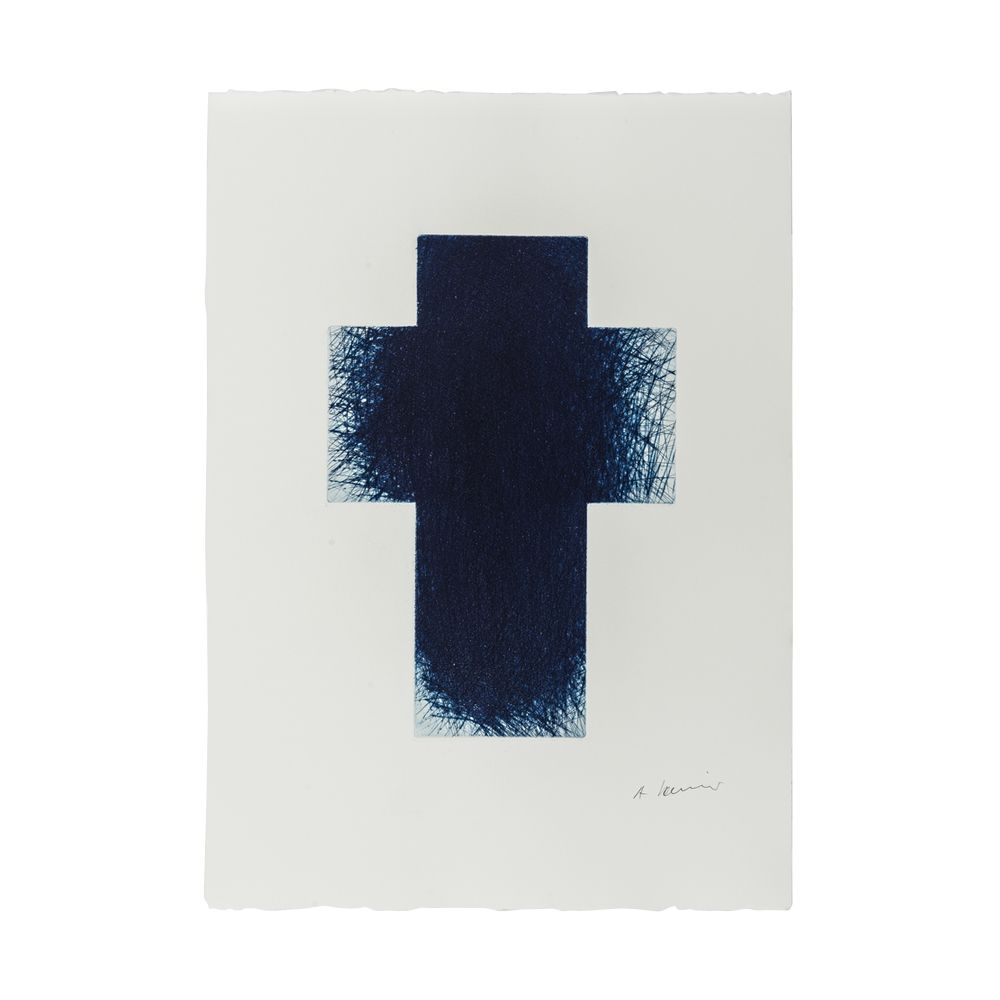Arnulf Rainer: »Tiefseekreuz«