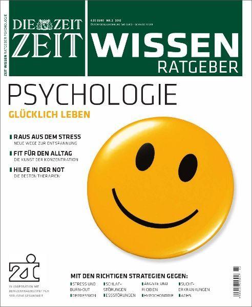 ZEIT WISSEN Ratgeber: Psychologie