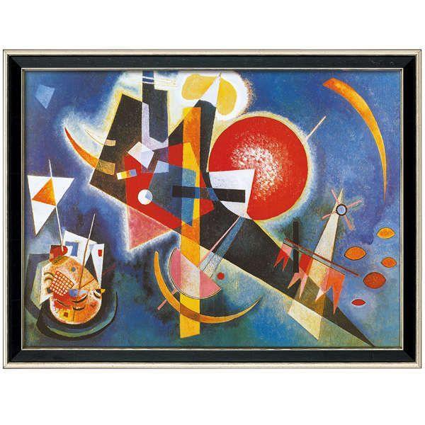 Kandinsky, Wassily: »Im Blau«, 1925