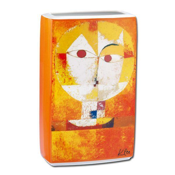Porzellanvase »Baldgreis«, nach Paul Klee