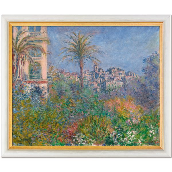 Monet, Claude: »Villen in Bordighera«, 1884