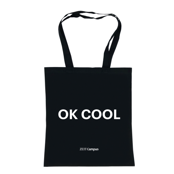 ZEIT CAMPUS Tasche »OK COOL«