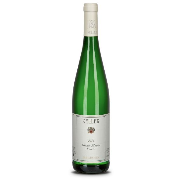 Grüner Silvaner, 2014 (6 Flaschen)