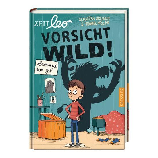 Vorsicht wild! Kinderbuch