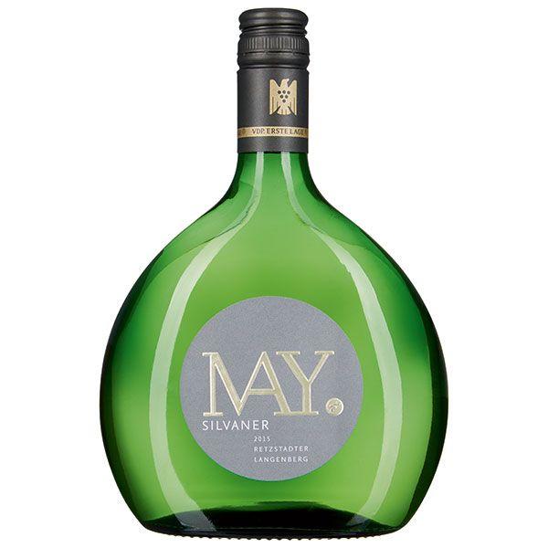 Retzstadter Langenberg, Silvaner, 2015 (6 Flaschen)