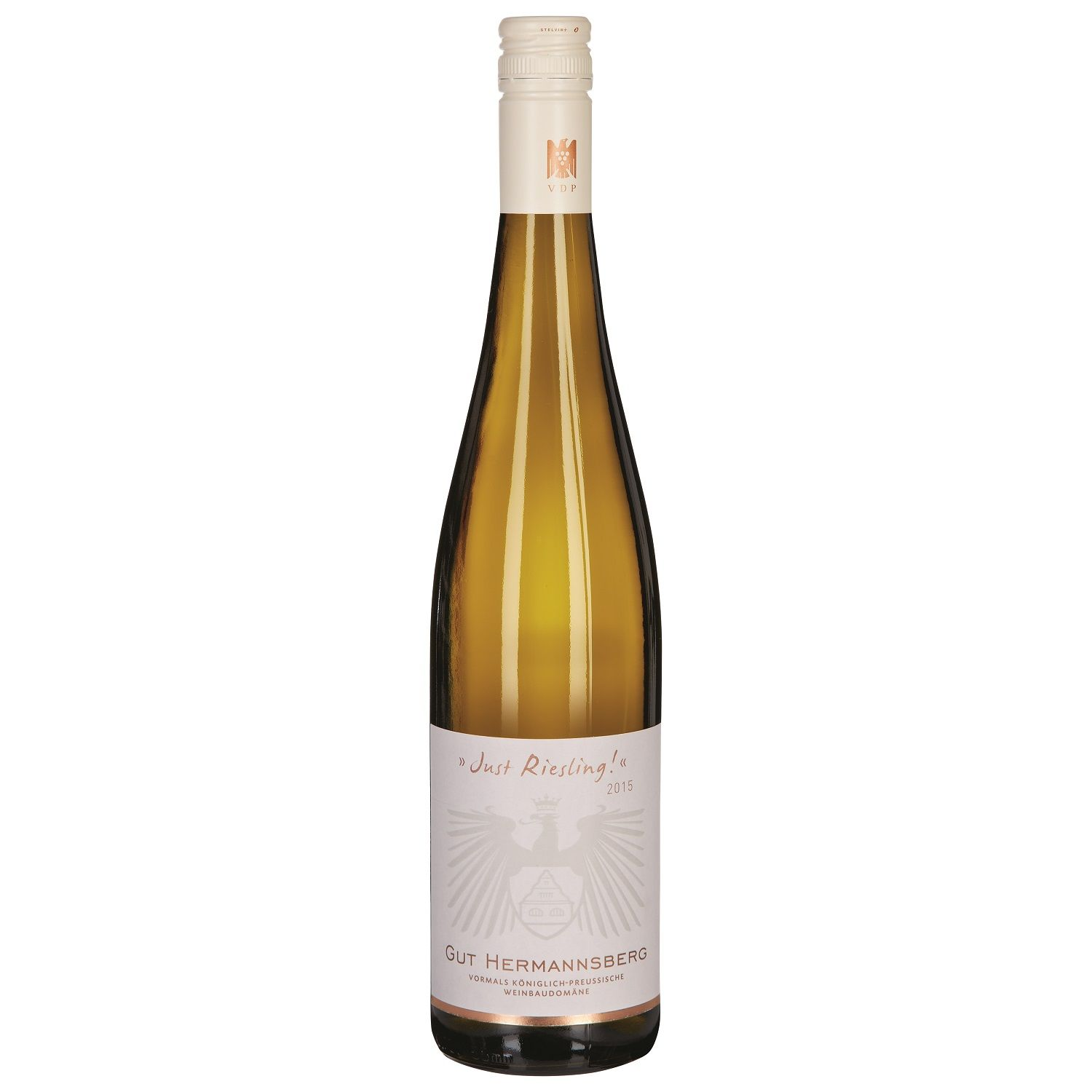 »Just Riesling«, Riesling 2015, Gut Hermannsberg