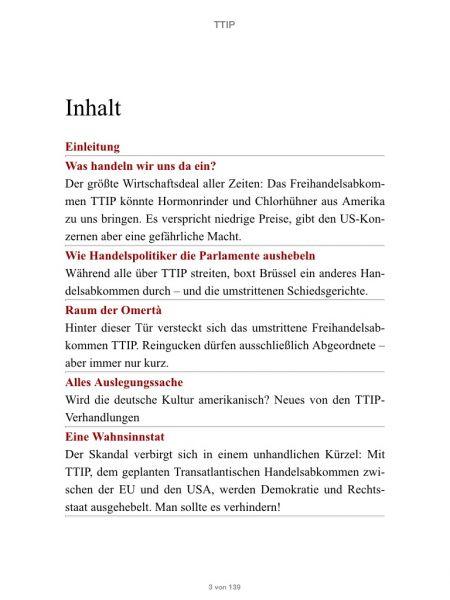 »TTIP«