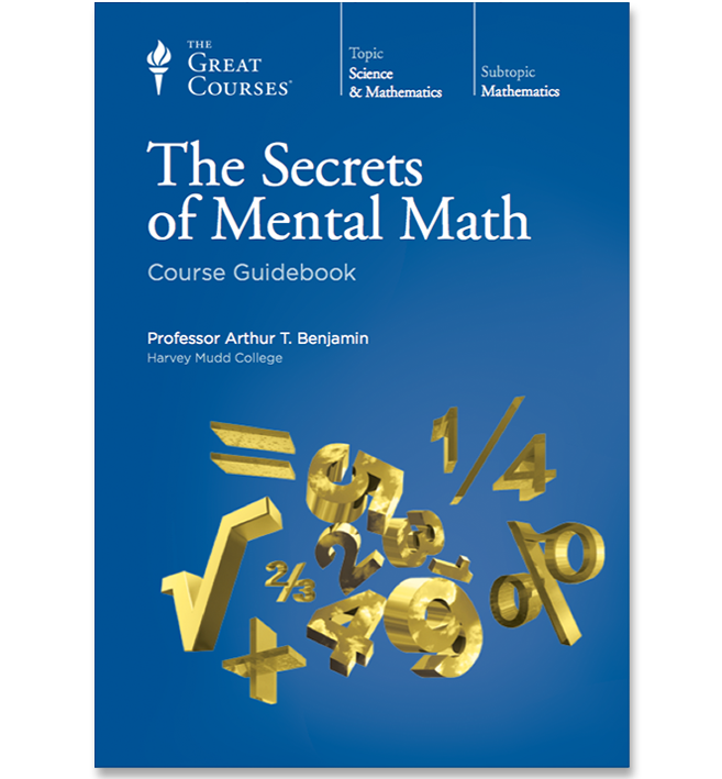 Leseprobe »Secrets of Mental Math«