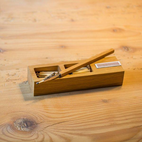 Kaminanzünder Box »Eiche«