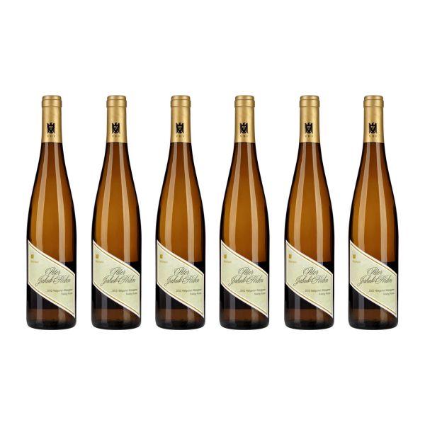 Hallgarten Würzgarten Riesling trocken 2012 (6 Flaschen)